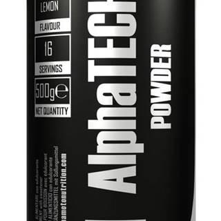 AlphaTech Powder (hydrolyzovaný lososový proteín) - Yamamoto 500 g Lemon
