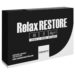 Relax (skracuje čas potrebný na zaspávanie) - Yamamoto 60 kaps.