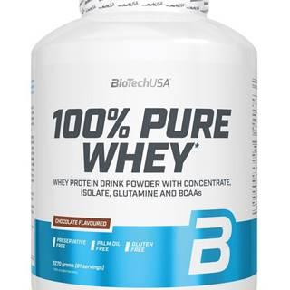 100% Pure Whey - Biotech USA 1000 g sáčok Banán
