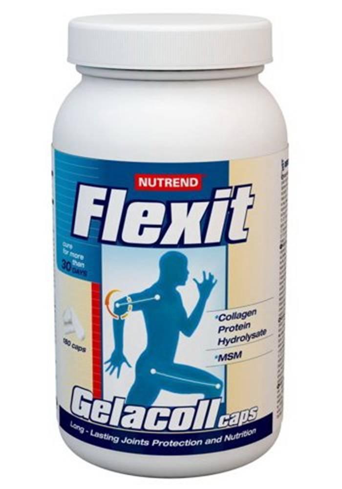 Nutrend Flexit Gelacoll kapsule - Nutrend 180 kaps.