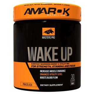Masters Pro Wake Up - Amarok Nutrition 360 g Pinacolada