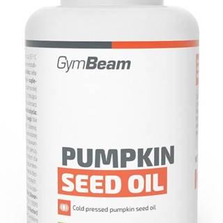 Pumpkin Seed Oil - GymBeam 90 kaps.