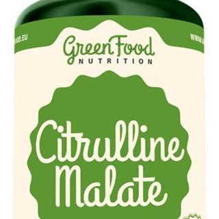 GreenFood Citrulline Malate 120 kapsúl