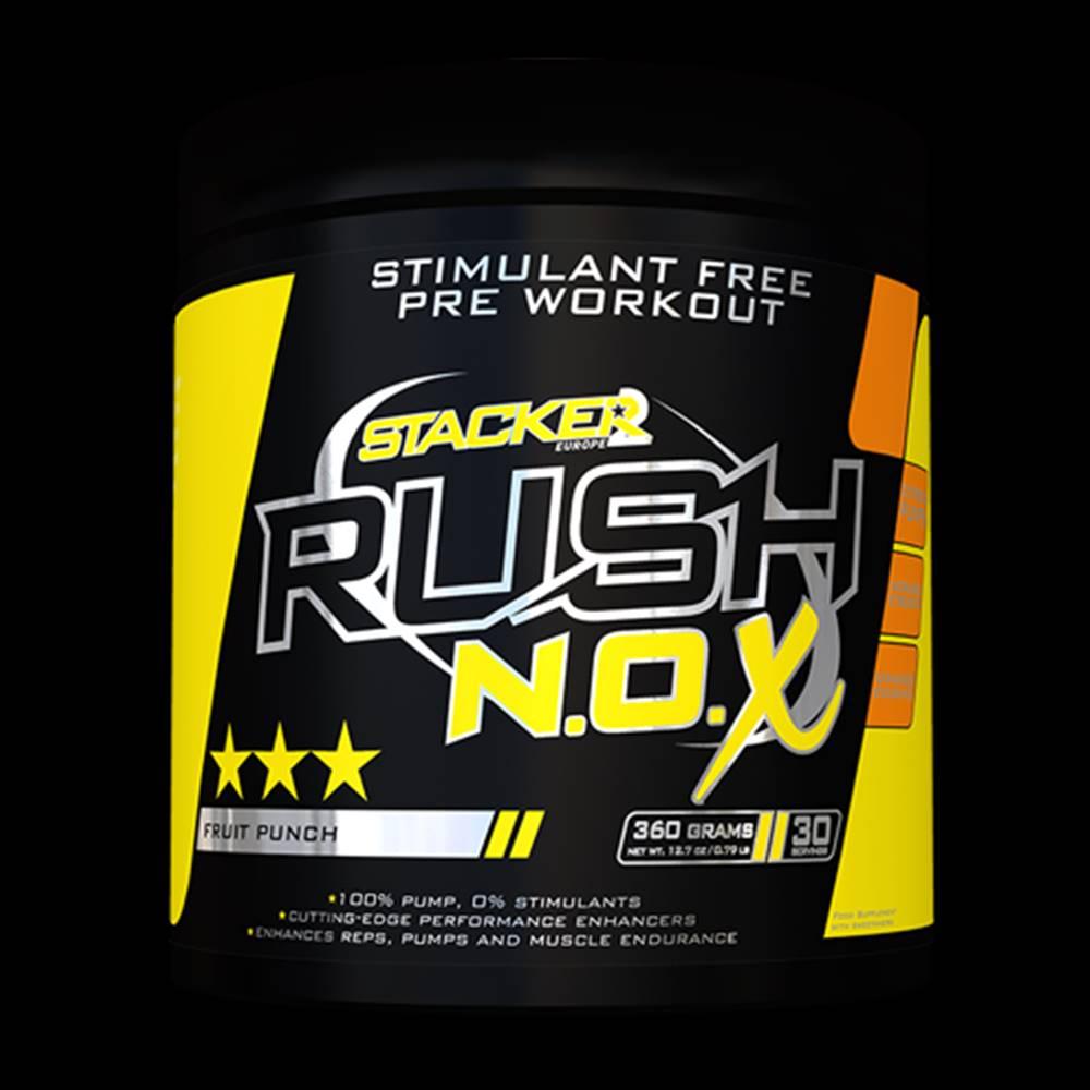 Stacker2 Stacker2 Predtréningový stimulant Rush N.O.X 360 g ovocný punč